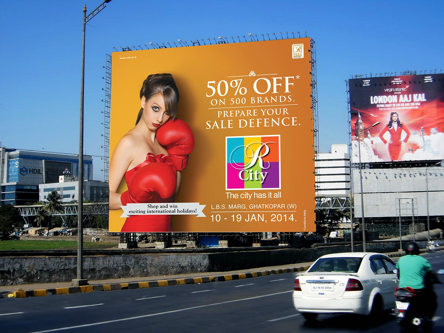 Home Design Companies Australia Creative Hoarding In Mumbai Billboards And Outdoor